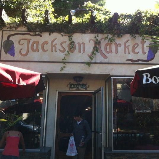 7/27/2012 tarihinde Erik W.ziyaretçi tarafından Jackson Market'de çekilen fotoğraf