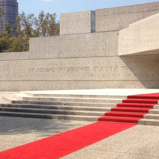 Foto tomada en Museo Tamayo por Juan el 9/5/2012
