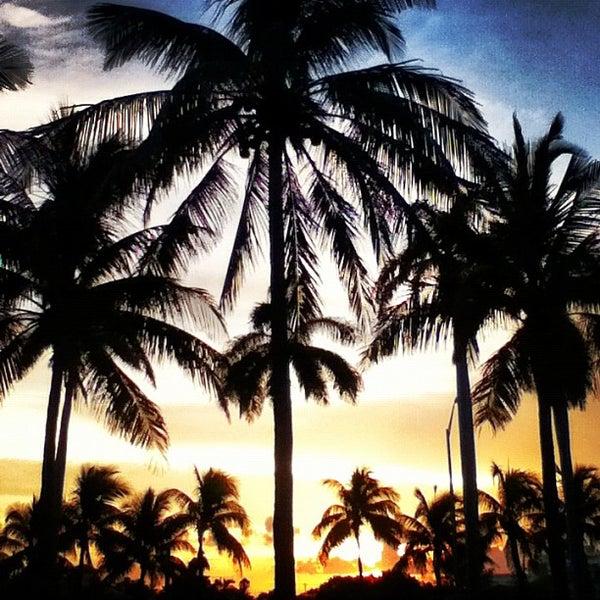 Photo prise au Fontainebleau Miami Beach par Peter le8/21/2012