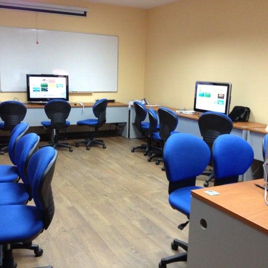 Foto tomada en e-Pap por Almudena U. el 5/12/2012