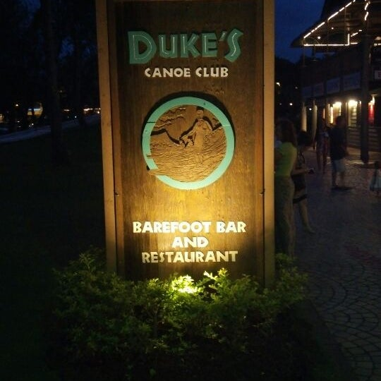 4/29/2012에 Brian S.님이 Duke's Kauai에서 찍은 사진