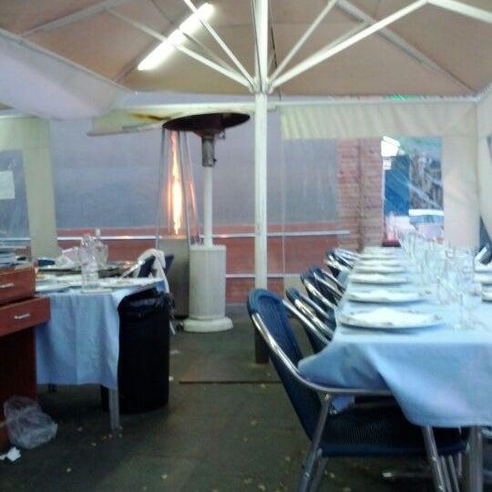 Das Foto wurde bei Restaurante Salamanca von Klaus G. am 3/4/2012 aufgenommen
