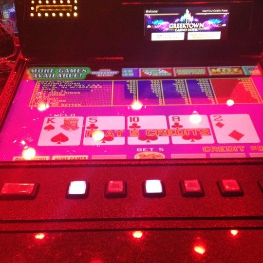 Foto scattata a Greektown Casino-Hotel da Erica P. il 4/1/2012