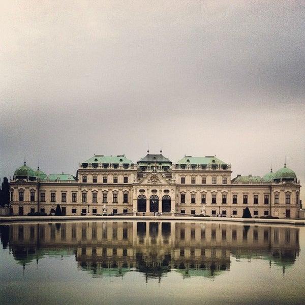 7/20/2012 tarihinde Gabi H.ziyaretçi tarafından Oberes Belvedere'de çekilen fotoğraf