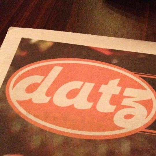 Foto tomada en Datz por Rob el 5/21/2012