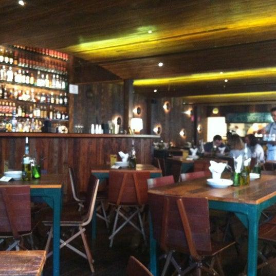 รูปภาพถ่ายที่ Bottega Bottagallo โดย Montxo B. เมื่อ 3/11/2012