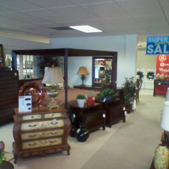 Photo Taken At Badcock Home Furniture By Steven S. On 3/29/2012