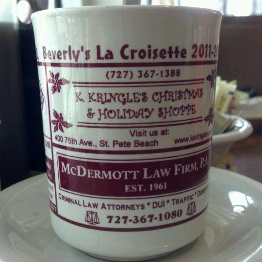 Das Foto wurde bei Beverly's La Croisette von L. M. am 2/22/2012 aufgenommen