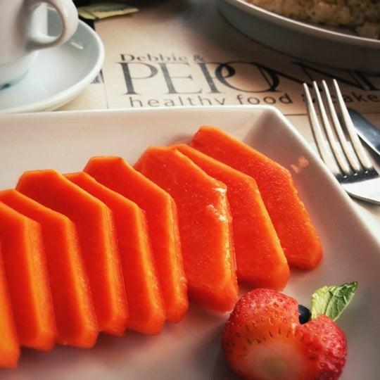 Foto tomada en Peponne Healthy Food & Bakery por martin a. el 4/8/2012