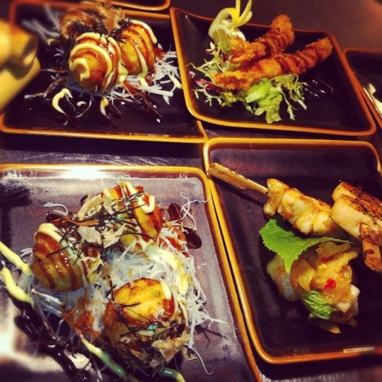 You should try new Izakaya Lounge Menu! Great price and very tasty!