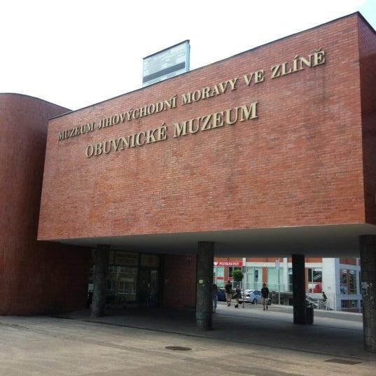 Foto tomada en Obuvnické muzeum por Hakume E. el 8 7 2012 4f0700ccfd