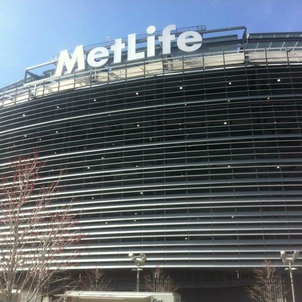 4/7/2013에 Ryno A.님이 MetLife Stadium에서 찍은 사진