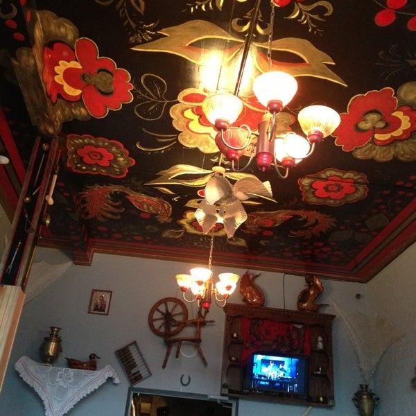 3/17/2013 tarihinde George G.ziyaretçi tarafından Russian House'de çekilen fotoğraf