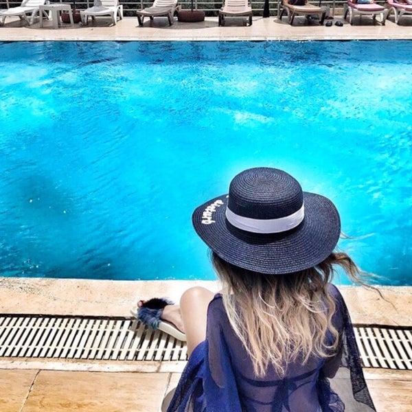 7/13/2018 tarihinde Aslı E.ziyaretçi tarafından Pelikan Otel'de çekilen fotoğraf