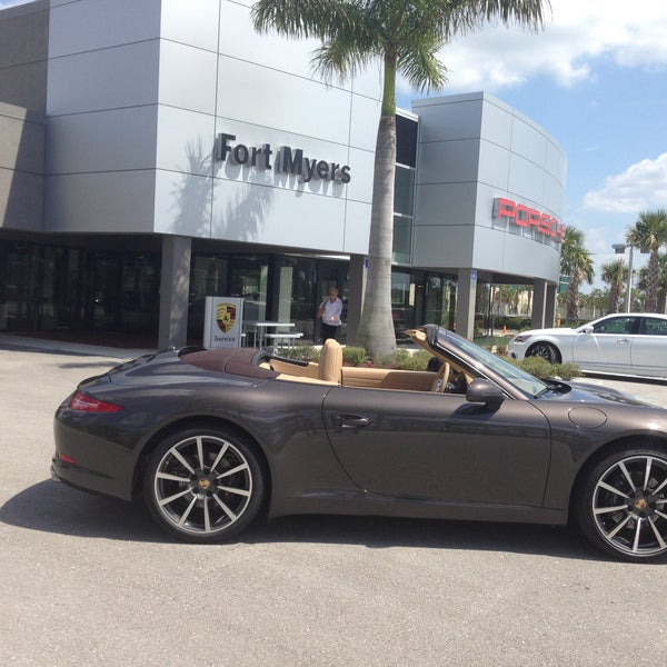 Porsche Fort Myers >> Porsche Fort Myers Auto Dealership In Fort Myers