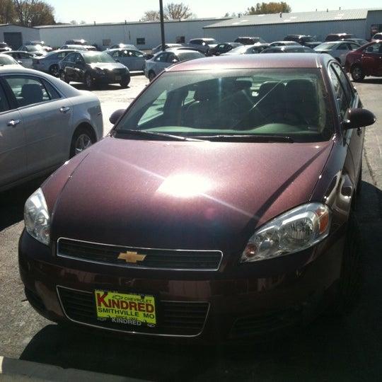 Kindred Chevrolet Inc Auto Dealership
