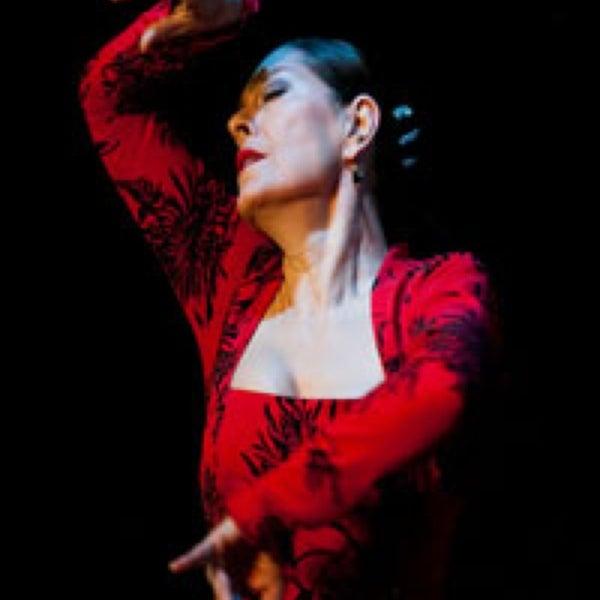 Снимок сделан в Las Tablas Tablao Flamenco пользователем Mediasoft F. 3/9/2014