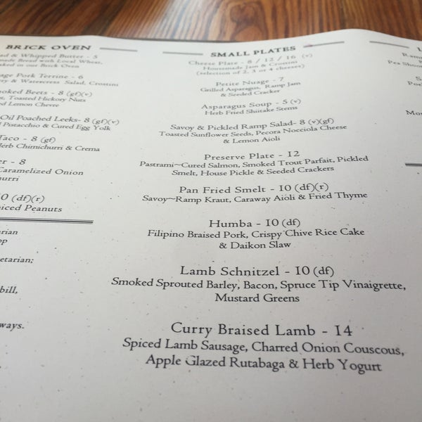 Снимок сделан в Braise Restaurant & Culinary School пользователем Josh A. 6/4/2016