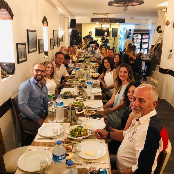 Снимок сделан в Eski Usül Meyhane пользователем E〽️re E. 9/20/2019