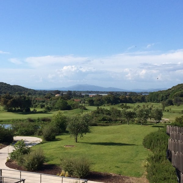 Foto scattata a Argentario Golf Resort & Spa da Dauren M. il 5/2/2014