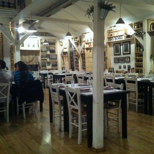 Foto tomada en Mala fabrika ukusa por Ivica K. el 10/19/2012