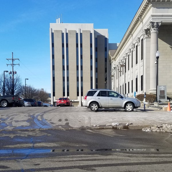 Photos at Erie Parking Authority Lot 1 - Downtown Erie - W