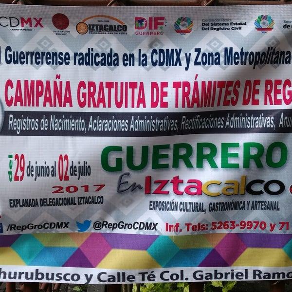 Representación Del Gobierno Del Estado De Guerrero En El Df