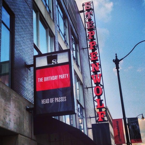 4/26/2013にJesus A.がSteppenwolf Theatre Companyで撮った写真