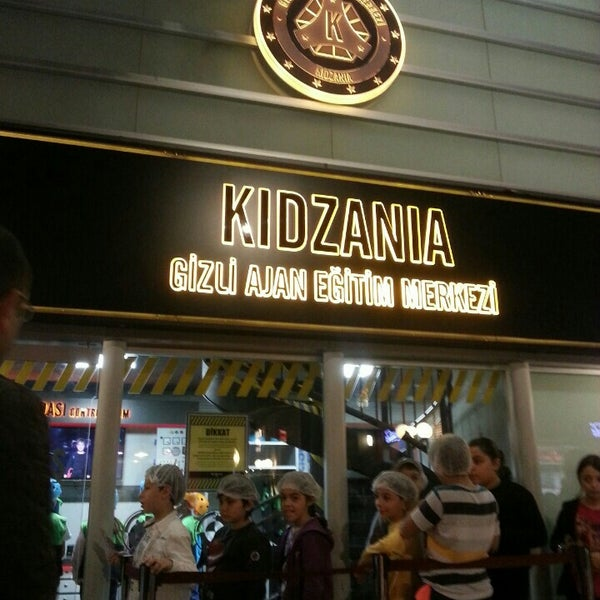 Photo prise au KidZania İstanbul par Aysel P. le11/29/2015