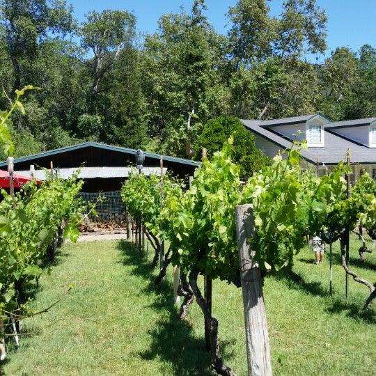 Das Foto wurde bei Kelsey See Canyon Vineyards von Sanjay 🤖 R. am 5/18/2014 aufgenommen