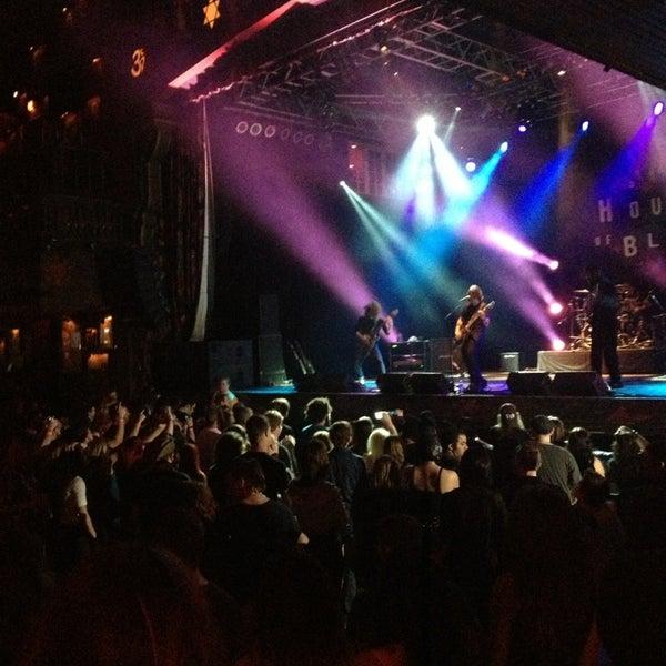 2/23/2013에 CJ G.님이 House of Blues에서 찍은 사진