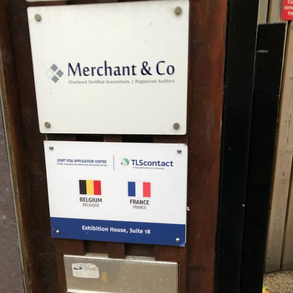 TLScontact French Visa Centre - Office in London