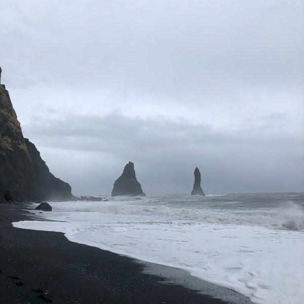 ee311c1cc Photo taken at Svarta Fjaran veitingastaður (Black Beach Restaurant) by  Dmitry K. on