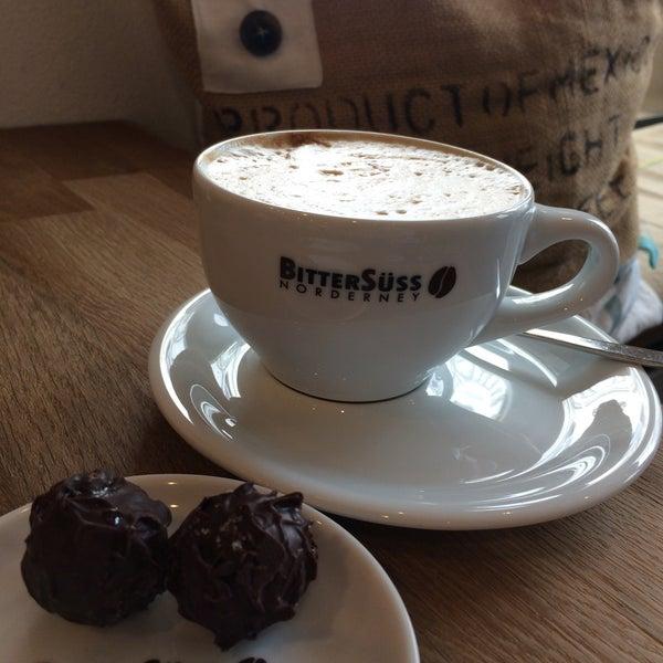 Kaffeerösterei BitterSüss Norderney - 5 Tipps von 32 Besucher