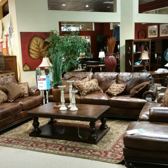 Photo Taken At Ashley Furniture Home By Will H On 10 9 2017