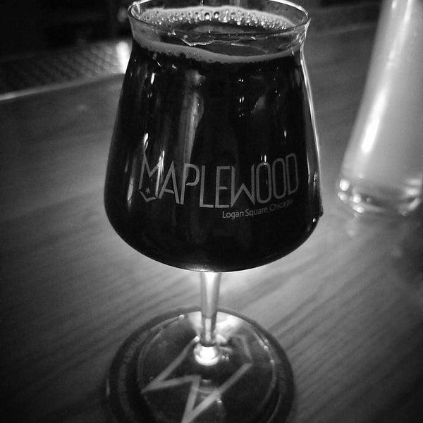 Foto tirada no(a) Maplewood Brewery & Distillery por Darcie B. em 1/28/2018
