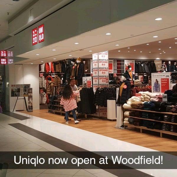 UNIQLO Woodfield - 5 Woodfield Mall Spc F114B