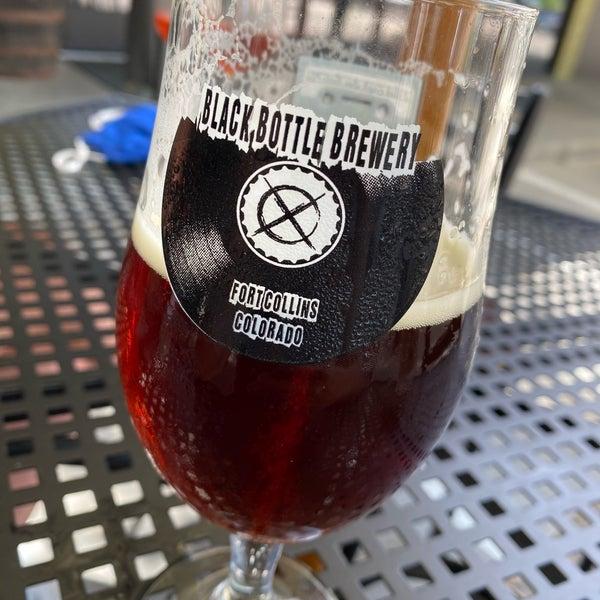Das Foto wurde bei Black Bottle Brewery von Patrick M. am 7/19/2020 aufgenommen