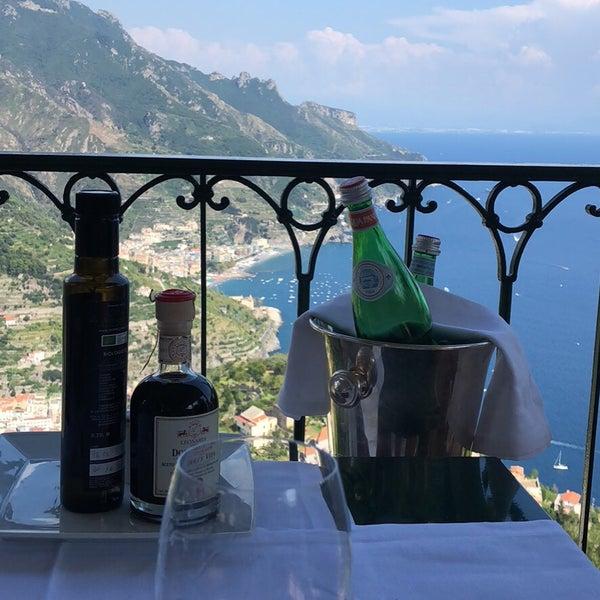 Foto diambil di Hotel Palazzo Avino oleh Ákos B. pada 8/17/2018