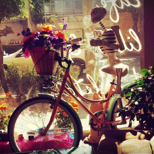 10/27/2014にEthel A.がMi Vida en Biciで撮った写真