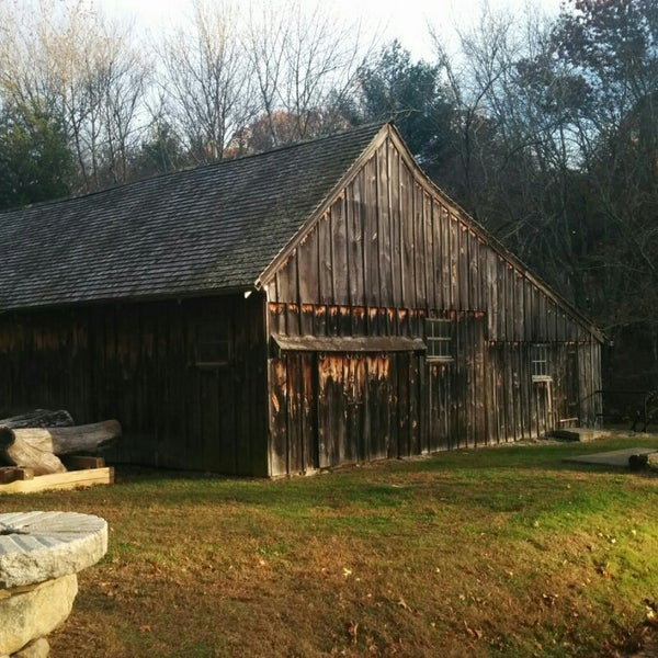 Photos at Ledyard Water Powered Up-Down Sawmill - Town of