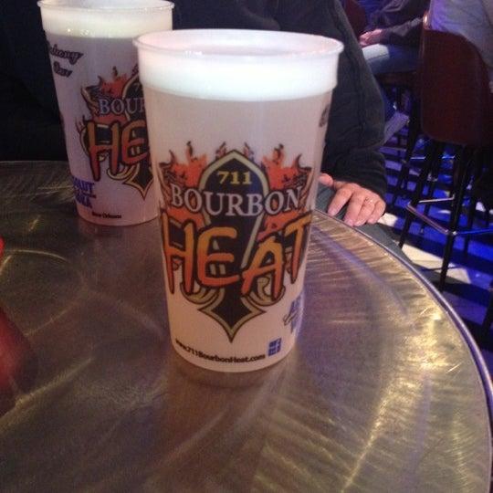 Foto scattata a Bourbon Heat da Abby P. il 11/17/2012