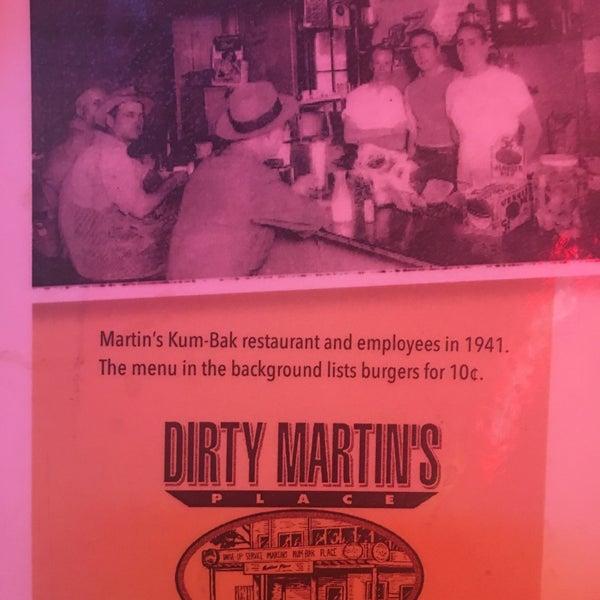 Foto scattata a Dirty Martin's Place da Sara G. il 6/6/2016