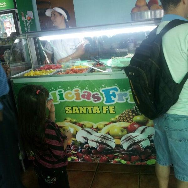 Santa Fe Cream Mochila