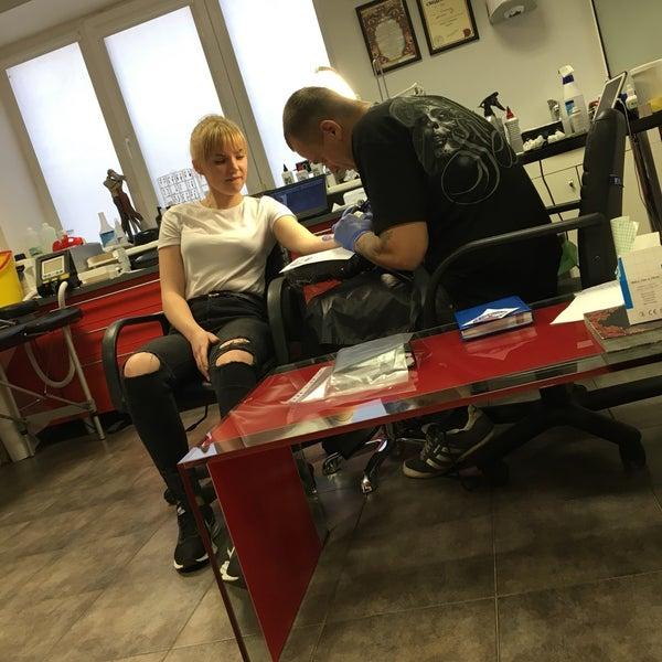 Photos At Alextattoo Salons Piercing Parlor