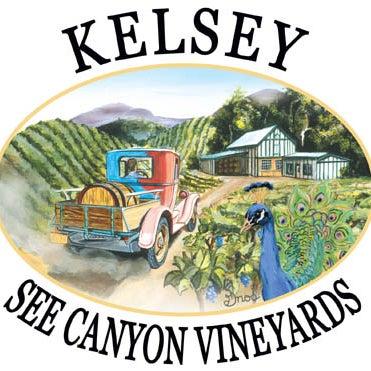 Das Foto wurde bei Kelsey See Canyon Vineyards von Kelsey See Canyon Vineyards am 11/4/2014 aufgenommen