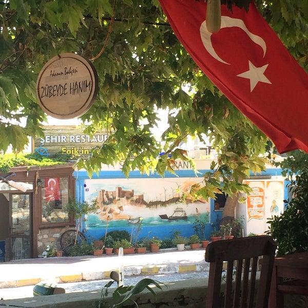 Foto tirada no(a) Adanın Bahçesi Zübeyde Hanım por Mustafa Oğuz B. em 9/13/2015
