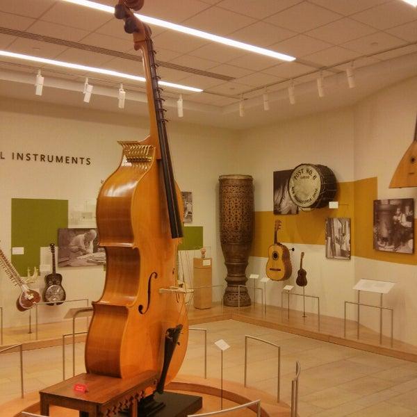 Photo prise au Musical Instrument Museum par Eric R. le7/30/2013