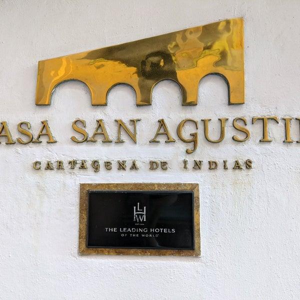 Foto tomada en Casa San Agustin por Eric R. el 12/21/2019
