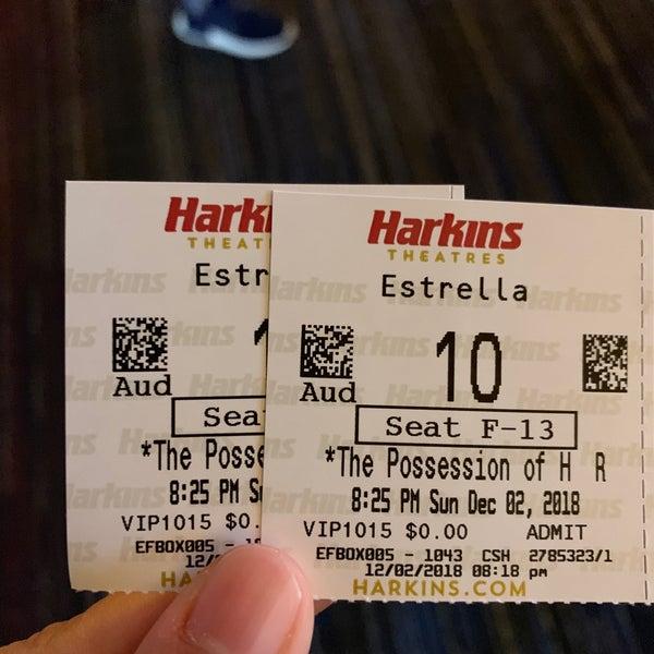 Harkins Cerritos 16 Seats: Harkins Theaters Estrella Falls 16